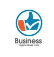 best choice logo vector image