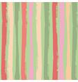 modern vertical grunge stripes in vibrant tropical vector image