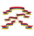 armenia insignia vector image vector image