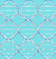 liquid dna seamless pattern vector image vector image