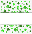 Patrick day party vector image vector image