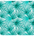 Palm Leaf Seamless Pattern Background