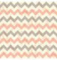 Seamless chevron pattern on linen turquoise vector image vector image