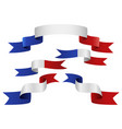 france insignia vector image