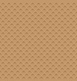 wafer seamless background eps vector image