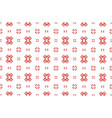 ethnic ornament for embroidery vector image vector image
