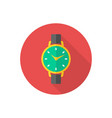 watch icon sign symbol vector image vector image
