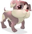 doggie vector image