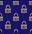 Lock seamless pattern