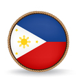 Philippines Seal vector image
