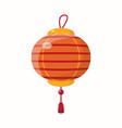 chinese new year lantern vector image