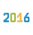 Rio 2016 olympic logo vector image
