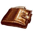partmone wallet vector image