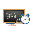 back to school 2 design vector image