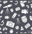 camera background 09 vector image vector image