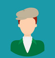 film director characte icon great of character vector image