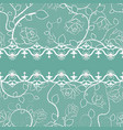 lace seamless pattern with pearls vector image vector image