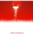 christmas and new year wallpaper vector image