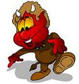 Devil vector image vector image