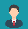 manager characte icon great of character use for vector image