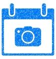 Photo Camera Calendar Day Grainy Texture Icon