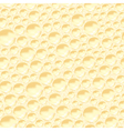 white chocolate seamless background vector image vector image