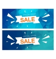 Super Sale Special Offer banner on yellow vector image vector image