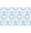 washing machine pattern vector image