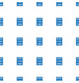 binary code icon pattern seamless white background vector image vector image
