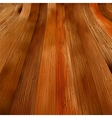 Abstract background wooden floor boards EPS8 vector image vector image