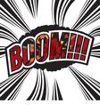 Boom Comic Sound Effect