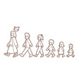 Walk with jesus follow jesus