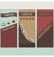coffee company nice color-06 vector image vector image