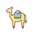 camel rgb color icon