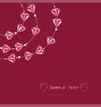 jewellery background vector image vector image