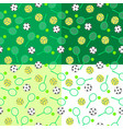 seamless pattern sport vector image vector image