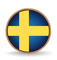 Sweden Seal vector image