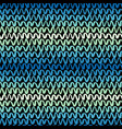 colorful wavy lines pattern-07 vector image vector image