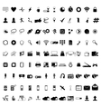 Communication icons Web icons set Internet icons vector image vector image