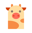 Cow illutration vector image