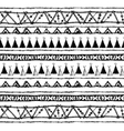 Ethnic seamless pattern Native american tent