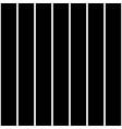 seamless vertical stripe pattern vector image vector image