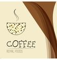 Coffee house icon Coffee shop vector image