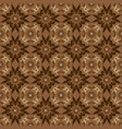 elegance flower motifs on parang batik design vector image vector image