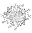 High detail patterned Pomeranian dog
