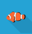 fish icon set of great flat icons design vector image
