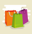 sale bags to super online promotion vector image vector image