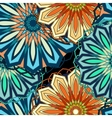 mandala seamless pattern 4 vector image vector image