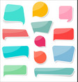 modern design sale labels and badges collection vector image vector image