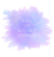 colorful abstract background soft pink violet and vector image vector image